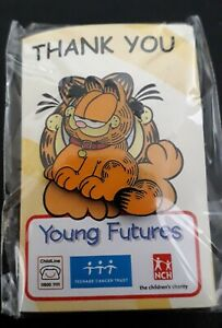 Garfield Pin Badge.