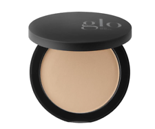 Glo belleza minerales Fundación Pressed Powder Skin 0.31 Oz/9 G-Miel De Luz