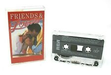 Friends & Lovers Cassette Tape 1991 BMG Music RCA Compilation
