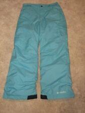 Columbia Out Grow Snowboard / Ski Pants Insulated Size Medium