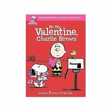 Be My Valentine, Charlie Brown (Remastered Deluxe Edition), New DVDs