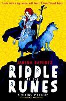 Riddle of the Runes (Viking Mystery 1) - Janina Ramirez - NEW PAPERBACK 2018