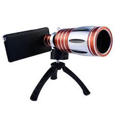 Universal 50X Zoom Telescope Telephoto Camera Lens For Samsung Galaxy S7/S7 Edge