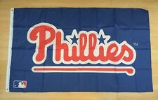 Philadelphia Phillies 3x5 ft Flag MLB