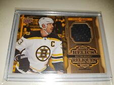 16/17 Upper Deck Tim Hortons Zdeno Chara NHL Jersey Relics Redemption Cards !!