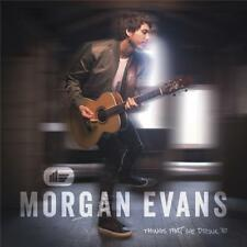 Morgan Evans Things That We Drink To CD NEW
