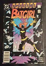 SPECIAL BATGIRL # 1 - DC COMICS - 1988