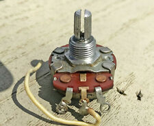 1974 / 1975 Fender USA Guitar Volume or Tone Pot / Control / potentiometer #1