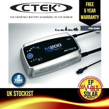 CTEK M200 15 Amp 12 Volt Intelligent Marine Boat Battery Charger