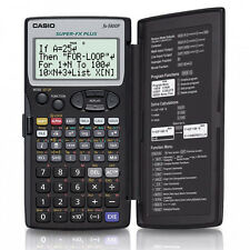 CASIO Programmable Scientific Calculator FX-5800P Natural display + Free Battery