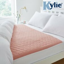 "Kylie-4,Bed Pad Washable Absorbent Incontinence Sheet,91 x 139cms,36""x 54"" Pink"