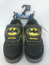 Batman Light-Up Youth Shoes Size 12
