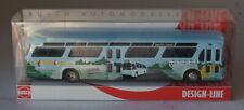 "Busch 44530 Amerikanischer Bus Fishbowl Oakville ""Busch Design-Line"" 1:87 H0 New"