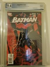 Batman #655 9.4, 1st Damian Wayne, pgx not cgc