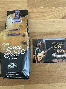 Metallica Autogramm Kirk Hammett