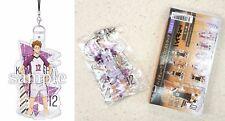 Haikyuu!! Chara-Viny Character Vinyl Strap Vol 1 Taichi Kawanishi Licensed New