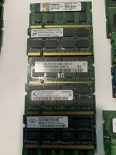 Memoria RAM SODIMM DDR2 256MB / 512MB / 1GB / 2GB portátil / laptop / notebook