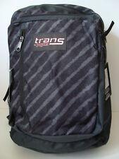 NWT JANSPORT Boys Trans MegaHertz II Backpack Laptop Book Bag Digital Gray NEW
