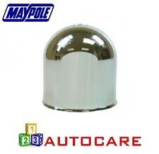 Cromo Bola de Barra de remolque Tapón Plástico para enganches de remolque 50mm MP130