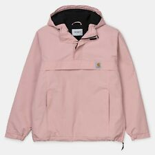 Carhartt WIP Nimbus Pullover Jacket - Blush Pink Size XXL - Brand New With Tags
