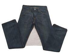 (J23) Levi 527 Jeans Bootcut Zip Fly Blue Men's W 32 L 34