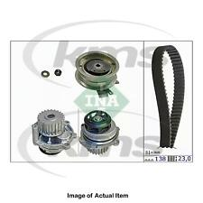 New Genuine INA Water Pump And Timing Belt Set 530 0171 31 Top German Quality