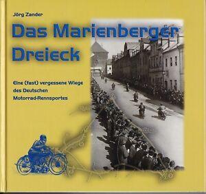 Marienberg/Erzg. Dreieck eine fast vergessene Wiege Deutschen Motorrad-Rennsport