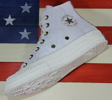 CONVERSE Chuck Taylor ALL-STAR Hi 70s Snakeskin Python White Leather [561758C] 7