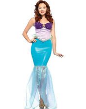 Sexy Disney Princess Undersea Ariel Mermaid Halloween Costume M