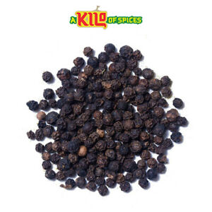 Black Peppercorns Whole Premium Quality *SPECIAL OFFER* Free UK P&P 100g - 100kg