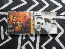 Sublime - 20th Century Masters: The Best of Sublime CD - FREE POST - greatest hi