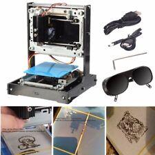NEJE 500mW USB DIY Laser Printer Engraver Laser Engraving Cutting Machine Black