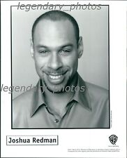 Joshua Redman Warner Brother Records Original Press Photo