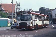Hartlepool Transport LEF61H Bus Photo
