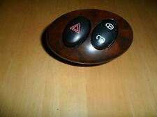 Rover 75 hazard and lock switch