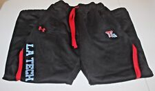 Under Armour HeatGear LA Tech Lousiana Bulldog Sweat Pants Medium