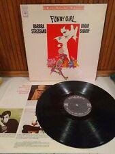 Funny Girl Barbara Streisand LP VG+!!!!!!!!