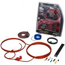 Stinger SK46101 Car Audio Power Kit de cableado de señal y 100% de cobre calibre 10