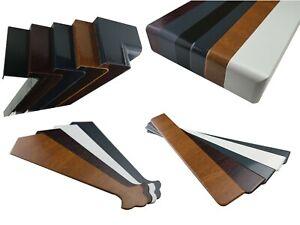 Fascia Accessories Corners, Joiners White ,Black Ash, Anthracite Grey, Light Oak