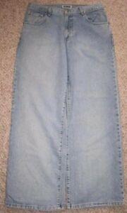 "13 Xhilaration Jeans Pants Cotton Blue Thirteen Solid Women's Woman's 32"" x 30"""