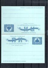 Haiti  - postal card P15- unused