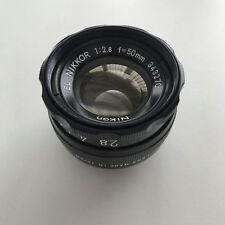 NIKON EL-NIKKOR 50mm f2.8 Enlarger Lens 'EXCELLENT + BOXED'
