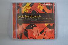 KABALEVSKY, DMITRI - LYDIA MORDKOVITCH PLAYS KABALEVSKY PROKOFIEV - NEW CD #RR