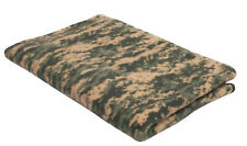 "US Army ACU Digital Camo Fleece Blanket 60"" X 80"" Large Warm Rothco 10369"