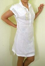 Diesel Sommer Kleid Lieuser Vestito Size XS/S White 00ACM50001T 8033031852951