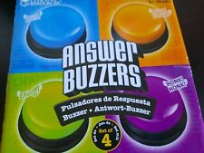 Learning Resources Answer Buzzers