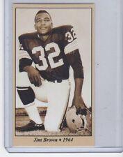 Jim Brown '64 Cleveland Browns Tobacco Road series #52