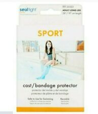 """✅Seal Tight Sport Cast/Bandage Protector Swimming Waterproof Adult Long 38"""""""