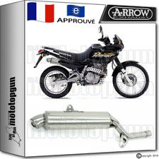 Arrow Pot D'echappement Paris Dakar Approuvé Acier Honda 650 Dominator 87 93