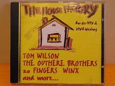 CD 72: 1 CD THE HOUSE FACTORY 1995 ZYX-MUSIC 14 songs guter-sehr guter Zu. RAR!!